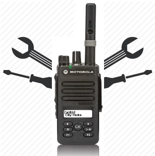 motorola two way radios. motorola xpr3500 \u2013 xpr3500e portable two-way radio repair service two way radios