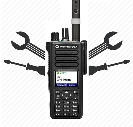motorola two way radios. motorola xpr7550 \u2013 xpr7550e two-way radio repair service two way radios